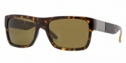 Burberry 4065 Sunglasses Sunglasses - 300273 Tortoise / Brown