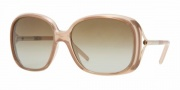 Burberry 4068 Sunglasses Sunglasses - 301213 Sepia / Brown Gradient