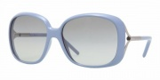 Burberry 4068 Sunglasses Sunglasses - 318611 Air Force Blue / Gray Gradient
