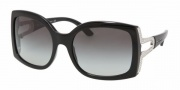Bvlgari 8057B Sunglasses Sunglasses - 501/8G Black / Gray Gradient