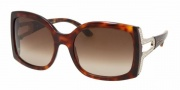 Bvlgari 8057B Sunglasses Sunglasses - 510113 Honey / Brown Gradient