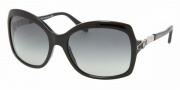Bvlgari 8055B Sunglasses Sunglasses - 501/8G Black / Gray Gradient