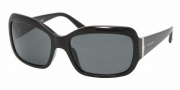 Bvlgari 8052B Sunglasses Sunglasses - 501/87 Black / Gray