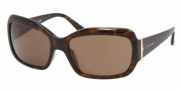 Bvlgari 8052B Sunglasses Sunglasses - 504/73 Dark Tortoise / Brown