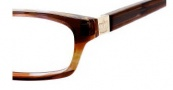 Juicy Couture Blair Eyeglasses Eyeglasses - 01T0 Brown Crystal