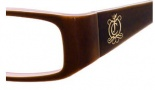 Juicy Couture Darling Eyeglasses Eyeglasses - 01W8 Brown Lavender