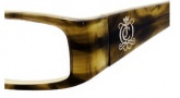 Juicy Couture Darling Eyeglasses Eyeglasses - 09D5 Olive Tortoise