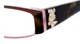 Juicy Couture Inspire/N Eyeglasses Eyeglasses - 0JPU Satin Brown