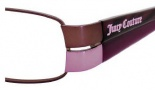 Juicy Couture Oakwood Eyeglasses Eyeglasses - 0DG9 Satin Brown 
