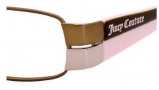 Juicy Couture Oakwood Eyeglasses Eyeglasses - 0DG6 Satin Sand