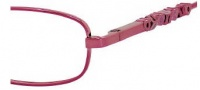 Juicy Couture Splendor Eyeglasses Eyeglasses - 01B8 Pink