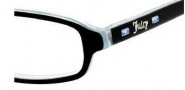 Juicy Couture Super Eyeglasses Eyeglasses - 01S6 Black Blue