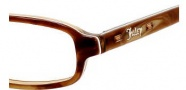Juicy Couture Super Eyeglasses Eyeglasses - 0DL7 Honey Marble