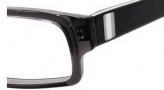 Gucci 1576 Eyeglasses Eyeglasses - (0EOK) Gray Black White