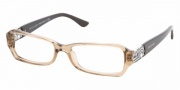 Bvlgari BV 4029B Eyegalsses Eyeglasses - 5050 Transparent Brown (only 53 size avail)