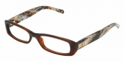 Dolce & Gabbana DG3063 Eyeglasses Eyeglasses - 861 Brown