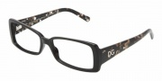 Dolce & Gabbana DG3080 Eyeglasses Eyeglasses - 1527 Black