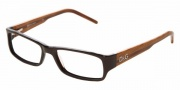 D&G DD1145 Eyeglasses Eyeglasses - 513 Brown (only avail in the 53 size)