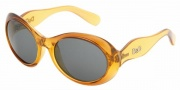 DG DD 8057 Sunglasses Sunglasses - 942/87 Brown Gradient Yellow Gray