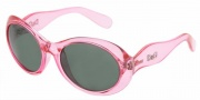 DG DD 8057 Sunglasses Sunglasses - 945/71 Transparent Pink Gray Green
