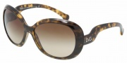 D&G DD 8063 Sunglasses Sunglasses - 501/87 Black / Gray