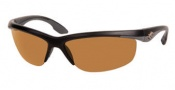 Costa Del Mar Skimmer Sunglasses Black Frame Sunglasses - Amber / 580P