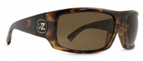 Von Zipper Clutch Sunglasses Sunglasses - DTR- Tortoise / Bronze