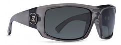 Von Zipper Clutch Sunglasses Sunglasses - SMK-Smoke Gloss / Grey
