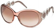 Roberto Cavalli RC440S Sunglasses Sunglasses - O74F Transparent Beige