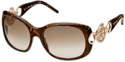 Roberto Cavalli RC446S Sunglasses Sunglasses - O50F Brown - Pearl