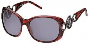 Roberto Cavalli RC446S Sunglasses Sunglasses - O68A Red - Pearl