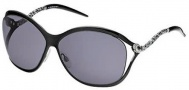 Roberto Cavalli RC450S Sunglasses Sunglasses - O01A Shiny Black / Black
