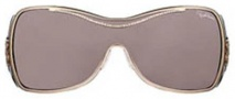 Roberto Cavalli RC458S Sunglasses Sunglasses - O28E Rose - Gold Brown