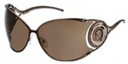 Roberto Cavalli RC464S Sunglasses Sunglasses - O48E Brown - Rose Gold