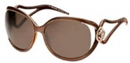 Roberto Cavalli RC468S Sunglasses Sunglasses - O48E Pearl - Brown 