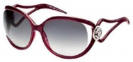 Roberto Cavalli RC468S Sunglasses Sunglasses - O68B Ruby Gradient Plum
