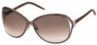 Roberto Cavalli RC500S Sunglasses Sunglasses - O34F Bronze / Brown