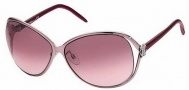 Roberto Cavalli RC500S Sunglasses Sunglasses - O72T Rose / Burgundy