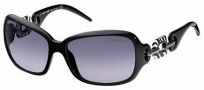 Roberto Cavalli RC516S Sunglasses Sunglasses - O01B Black