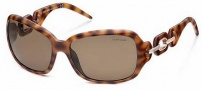 Roberto Cavalli RC516S Sunglasses Sunglasses - O53J Blond Havana 