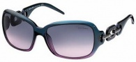 Roberto Cavalli RC516S Sunglasses Sunglasses - O92W Transparent Teal