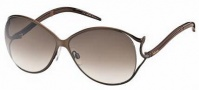 Roberto Cavalli RC531S Sunglasses Sunglasses - O48F Dark Brown