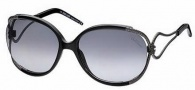 Roberto Cavalli RC524S Sunglasses Sunglasses - O01B Black