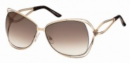 Roberto Cavalli RC526S Sunglasses Sunglasses - O28F Rose Gold
