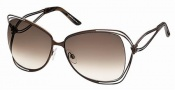 Roberto Cavalli RC526S Sunglasses Sunglasses - O48F Brown