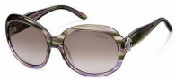 Roberto Cavalli RC529S Sunglasses Sunglasses - O80F Lilac Green