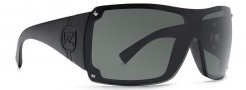 Von Zipper Gamma Sunglasses Sunglasses - Black Satin Stripes / Gradient (BSI)