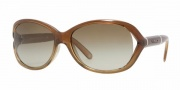 Versace VE4186 Sunglasses Sunglasses - 133/13 Brown Gradient Sand / Brown Gradient