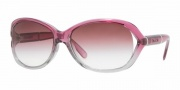Versace VE4186 Sunglasses Sunglasses - 864/8H Violet Gradient / Gray