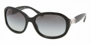Bvlgari BV8064 Sunglasses Sunglasses - 501/8G Black / Gray Gradient